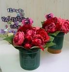 Valentine ローズArrange