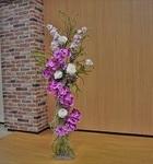 IR0002  Pink Phalaenopsis アレンジメント